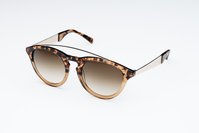 Amos Havana Fade - Designer Sunglasses - EstablishedStore.com