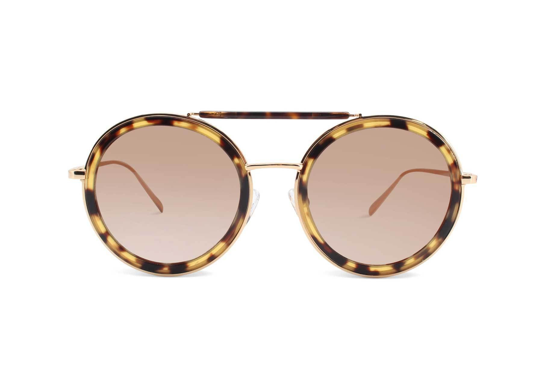 CASTOR BUTTERSCOTCH - Designer Sunglasses - EstablishedStore.com