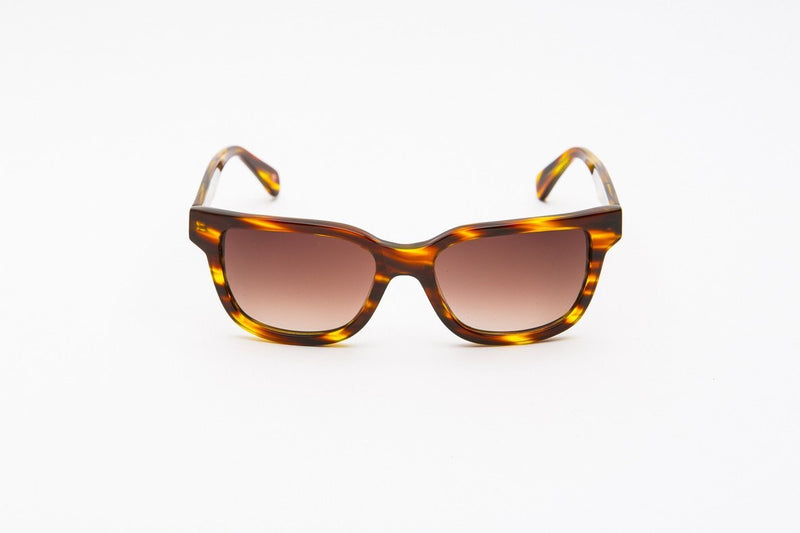 CIRO AMBER - Designer Sunglasses - EstablishedStore.com