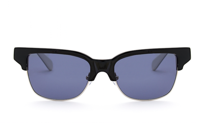 CIRO SL BLACK / WHITE - Designer Sunglasses - EstablishedStore.com