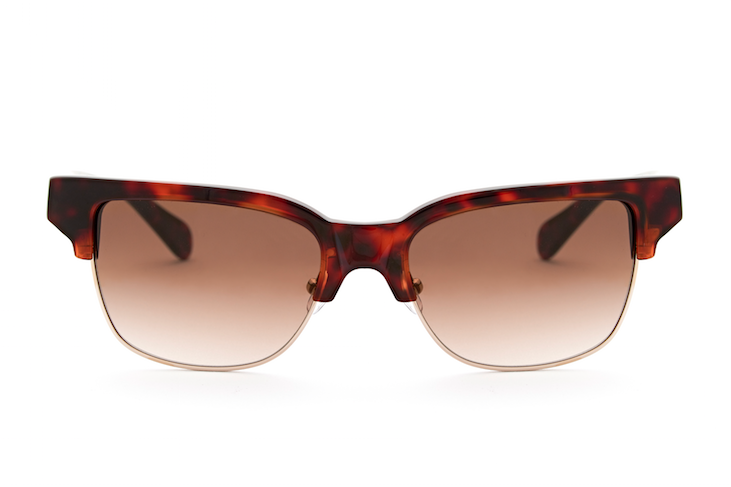 CIRO SL HAVANA - Designer Sunglasses - EstablishedStore.com