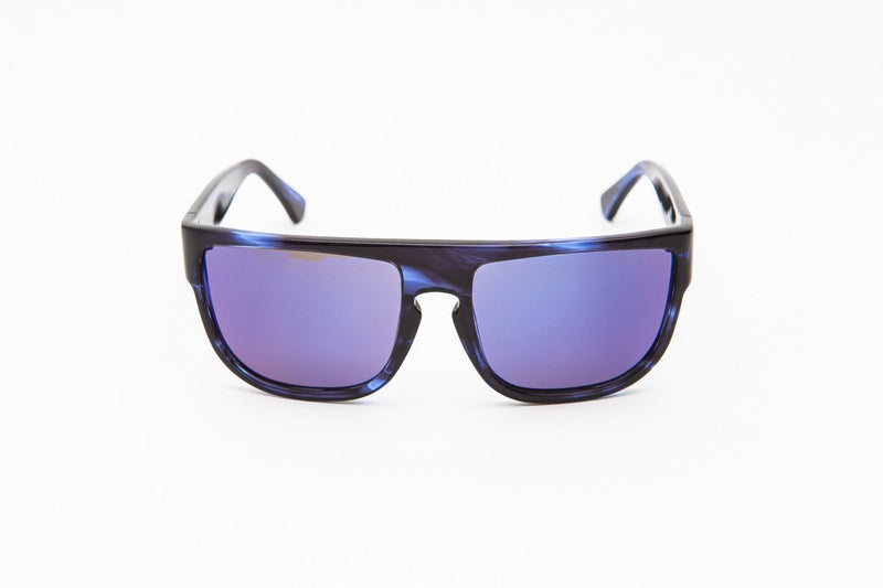 CLYDE BLUE SMOKE - Designer Sunglasses - EstablishedStore.com