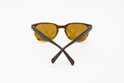 DEST OCHER - Designer Sunglasses - EstablishedStore.com