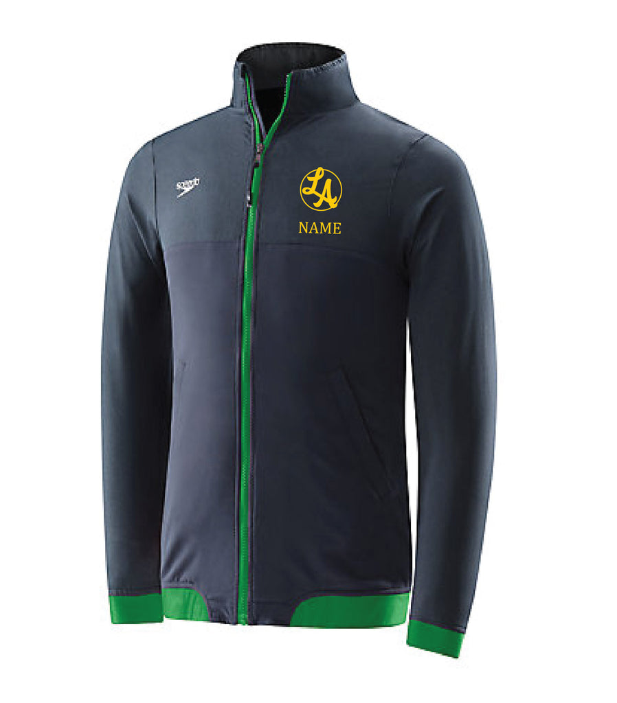 LA Youth Team Warmup Jacket (Unisex)