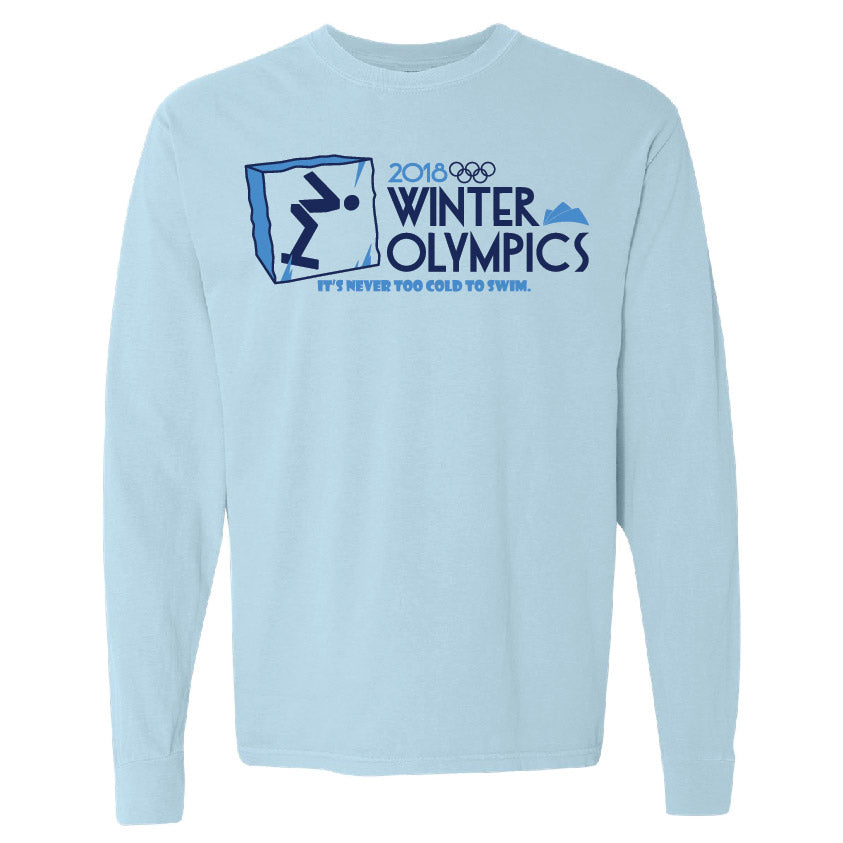 Winter Olympics Long Sleeve