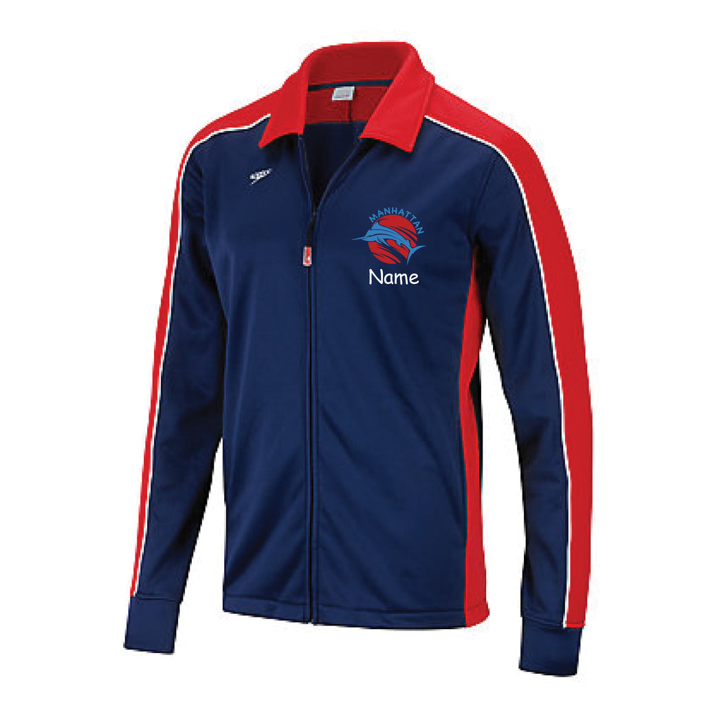 Marlins Adult Warmup Jacket (Male or Female)
