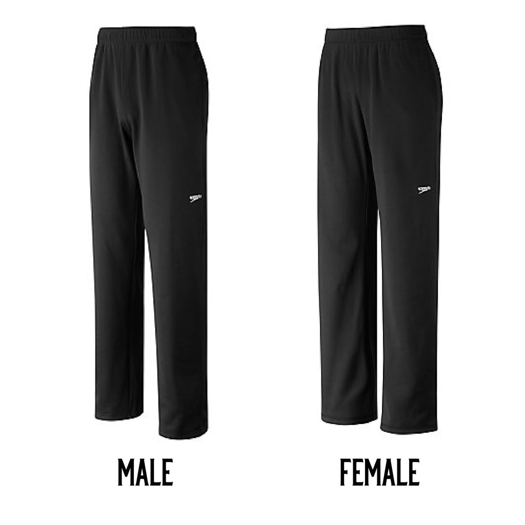 TSA Adult Team Warmup Pants (Male or Female)