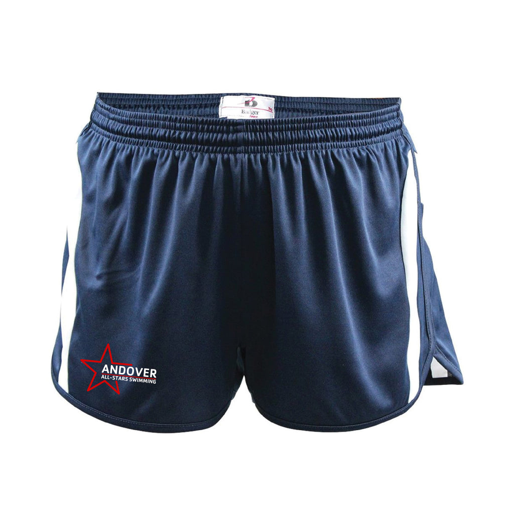 Andover YMCA Youth Female Shorts