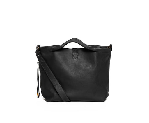 JET BLACK SHOPPER MINI