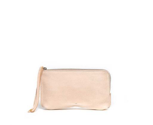 VEGETABLE TANNED POUCH MINI