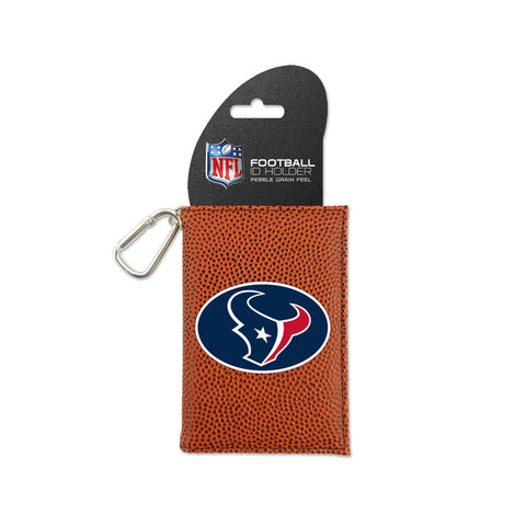 Houston Texans Classic NFL Football ID Holder - Gamewear