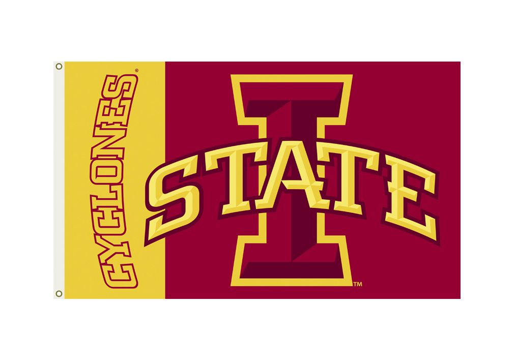 Iowa State Cyclones Flag 3x5 - BSI Products