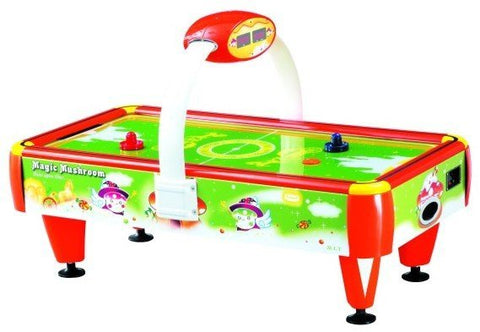 6 foot Magic Mushroom Air Hockey by Berner Billiards
