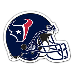 Houston Texans 12'' Helmet Car Magnet - Fremont Die