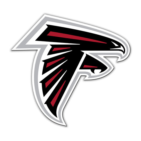 Atlanta Falcons 12'' Right Logo Car Magnet - Fremont Die