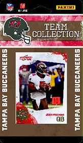 Tampa Bay Buccaneers 2010 Score Team Set - C & I Collectables
