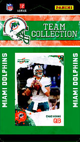 Miami Dolphins 2010 Score Team Set - C & I Collectables