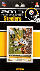 Pittsburgh Steelers 2013 Score Team Set - C & I Collectables