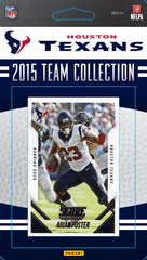 Houston Texans 2015 Score Team Set - C & I Collectables