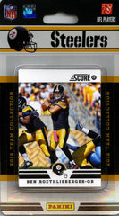 Pittsburgh Steelers 2012 Score Team Set - C & I Collectables