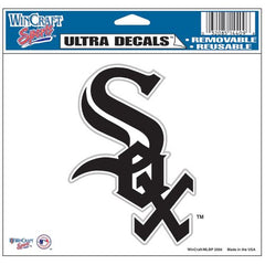 Chicago White Sox Decal 5x6 Ultra Color - Wincraft