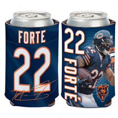 Chicago Bears Can Cooler Matt Forte Design - WINCRAFT INC.