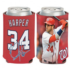 Washington Nationals Bryce Harper Can Cooler - Wincraft
