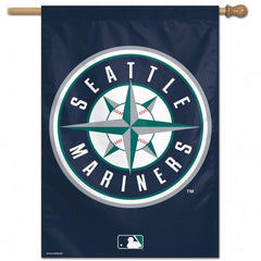 Seattle Mariners Banner 28x40 Vertical - Wincraft