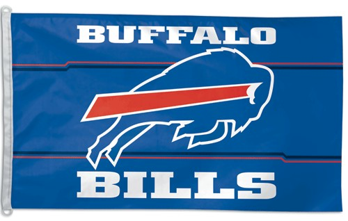 Buffalo Bills Flag 3x5 - Wincraft