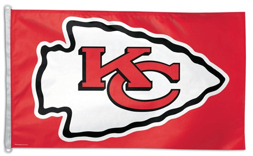 Kansas City Chiefs Flag 3x5 - Wincraft