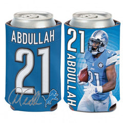 Detroit Lions Ameer Abdullah Can Cooler - Wincraft