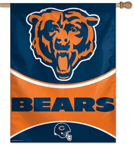 Chicago Bears Banner 27x37 - Wincraft