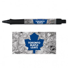 Toronto Maple Leafs Pens - 3 Pack Gripper -