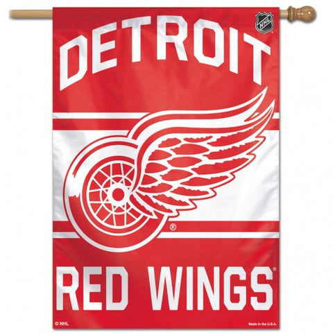 Detroit Red Wings Banner 27x37 - Wincraft