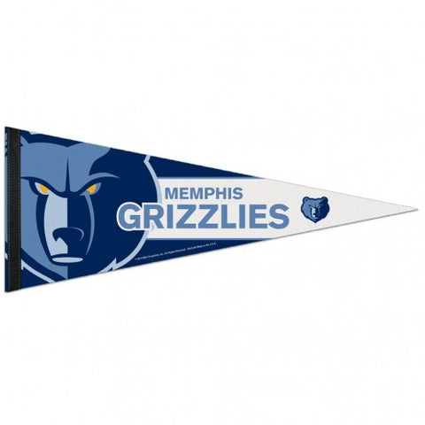 Memphis Grizzlies Pennant 12x30 Premium Style - Wincraft