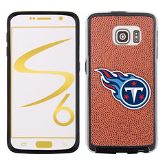Tennessee Titans Classic NFL Football Pebble Grain Feel Samsung Galaxy S6 Case - Special Order - Gamewear