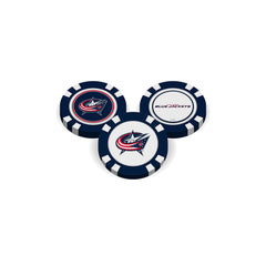 Columbus Blue Jackets Golf Chip with Marker - Team Golf