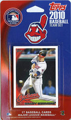 Cleveland Indians 2010 Topps Team Set - C & I Collectables