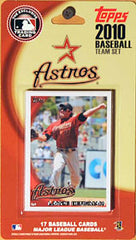 Houston Astros 2010 Topps Team Set - C & I Collectables