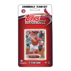 St. Louis Cardinals 2012 Topps Team Set - C & I Collectables
