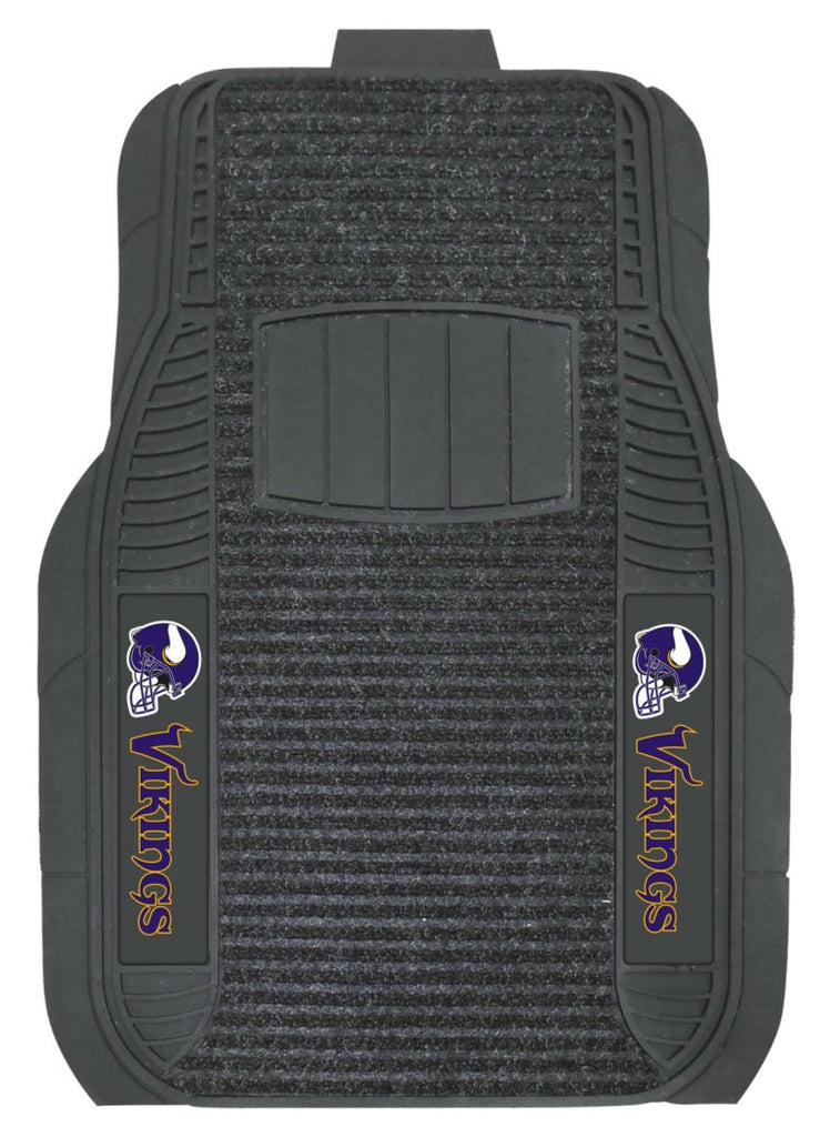 Minnesota Vikings Car Mats Deluxe Set - Fanmats