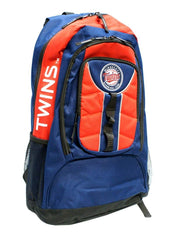 Minnesota Twins Backpack Colossus Style Navy - Concept One Accessories