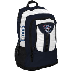 Tennessee Titans Backpack Colossus Style Blue - Concept One Accessories
