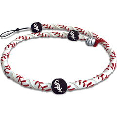 Chicago White Sox Frozen Rope Necklace - Gamewear