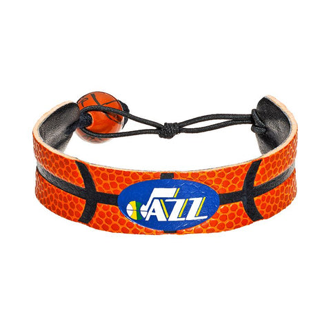 Utah Jazz Classic Basketball Bracelet - Gamewear