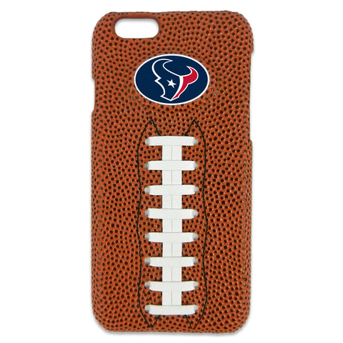 Houston Texans Classic NFL Football iPhone 6 Case - Gamewear