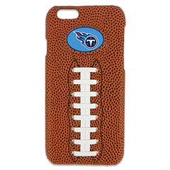 Tennessee Titans Classic NFL Football iPhone 6 Case - Special Order - Gamewear