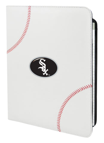 Chicago White Sox Classic Baseball Portfolio - 8.5 in x 11 in - Gamewear
