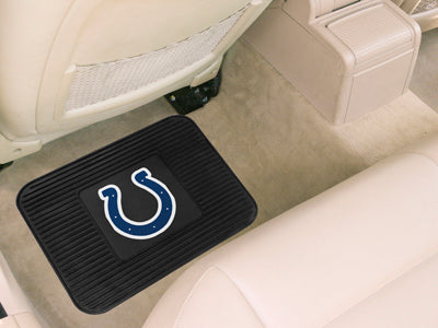 Indianapolis Colts Car Mat Heavy Duty Vinyl Rear Seat - Fanmats