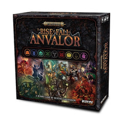 Wizkids - Warhammer: Age Of Sigmar- The Rise & Fall Of Anvalor